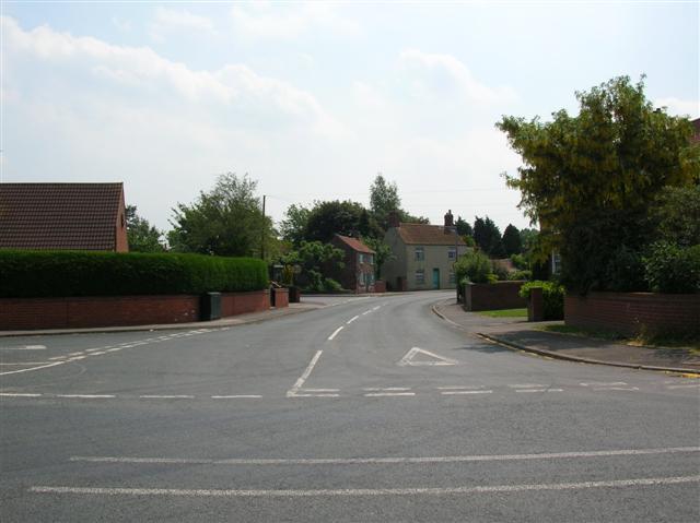 Long Marston Village