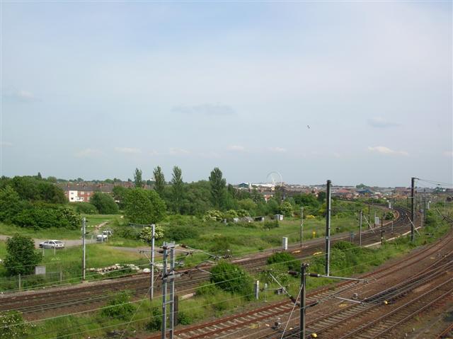 Railway & City