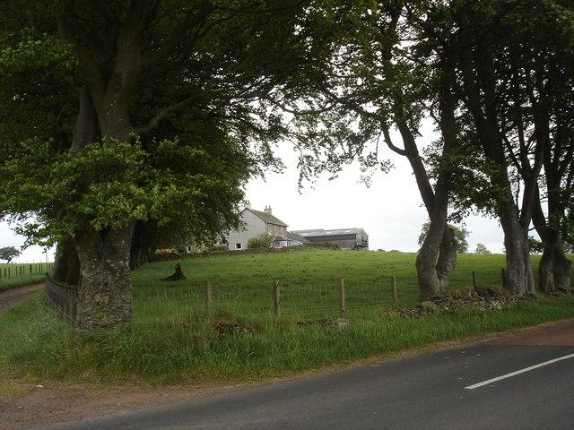 Middlehouse Farm near Carluke