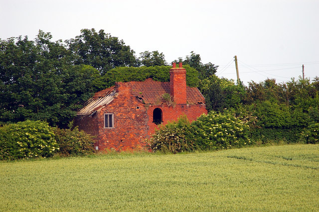 The Ruined House