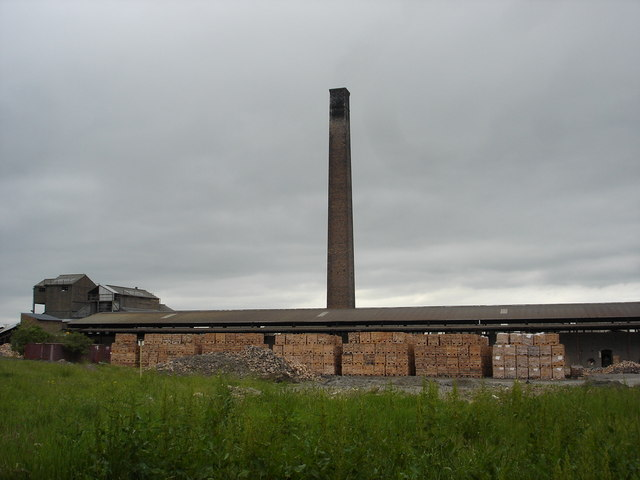 Mayfield Brickworks, Carluke