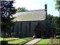 SJ5153 : Holy Trinity Church, Bickerton by Nigel Williams