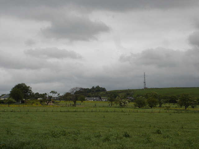 Kilncadzow Law, near Carluke