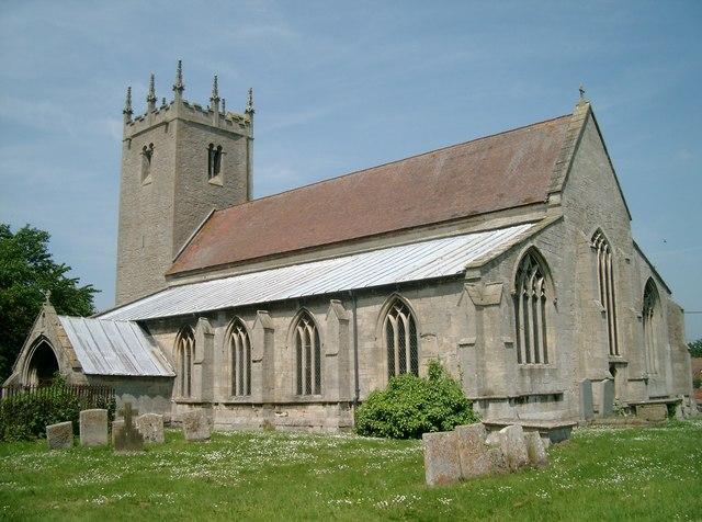 St John the Baptist Church, Great Hale