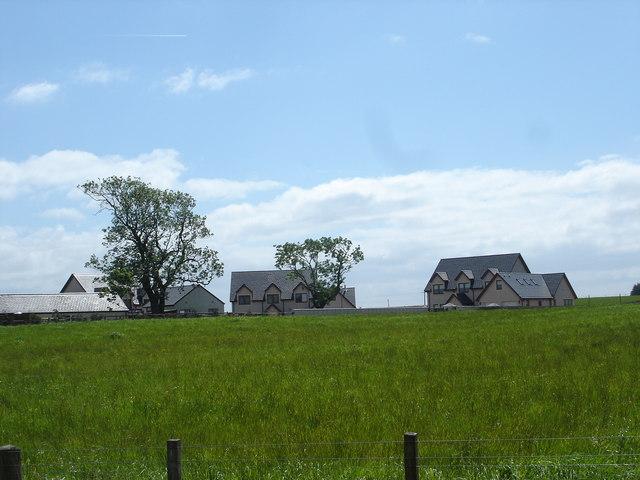Muirhouse near Braehead, Forth