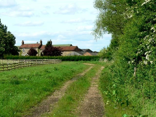 Landing Farm, Land of Nod