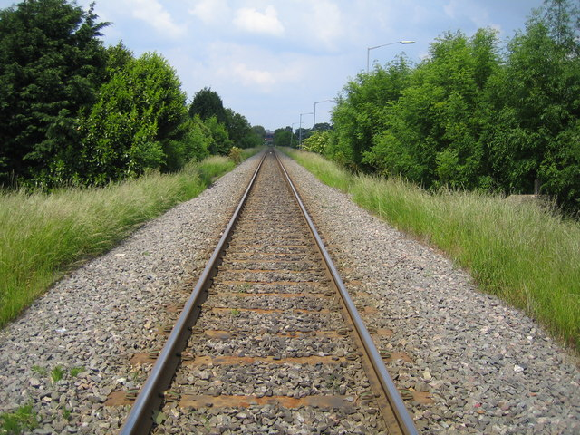 Aylesbury to Princes Risborough railway
