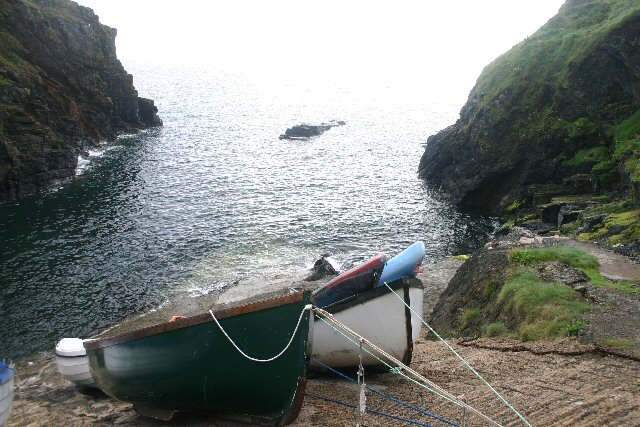 Slipway at Church Cove