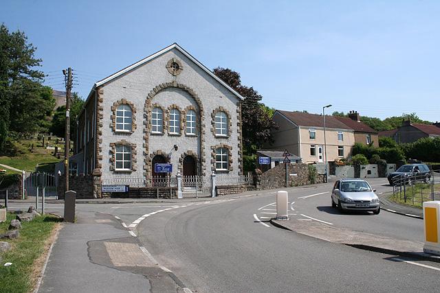 Dunvant: Ebenezer Congregational Chapel