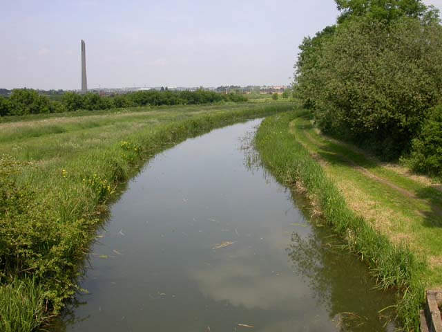 The Grand Union Canal and Towpath