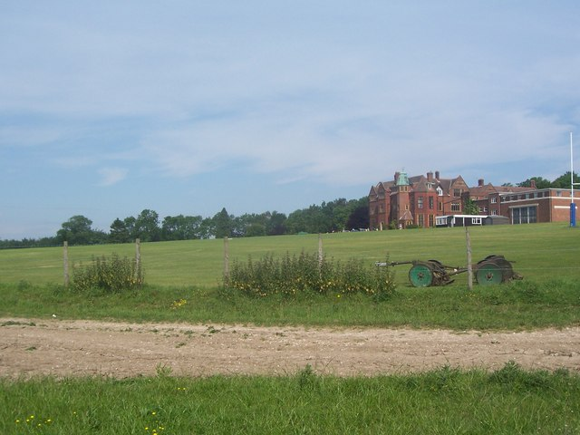Ditcham Park School and grounds