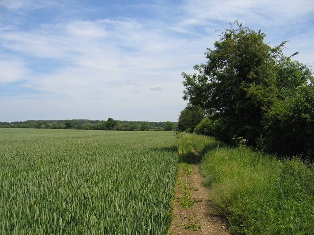 Footpath to Kent's Farm