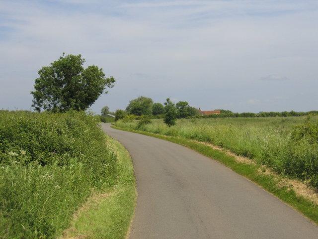 Lane to Radway