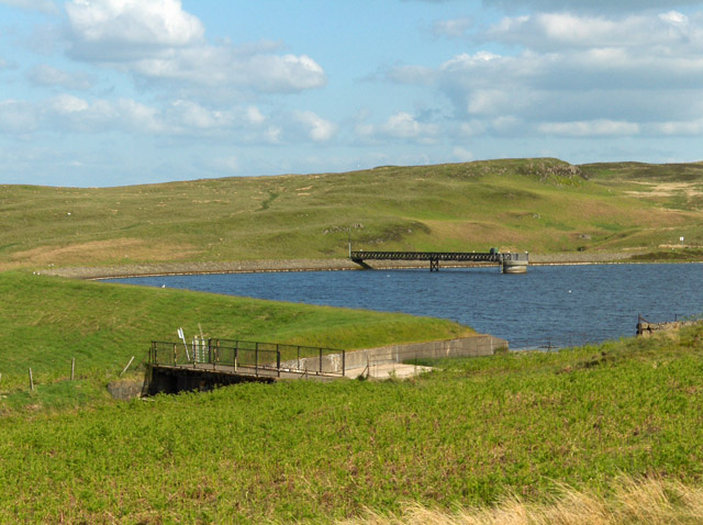 One of the Touch Reservoirs