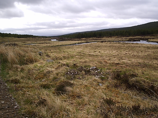 Looking towards the River Fiag