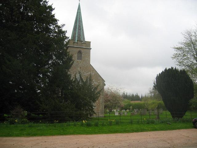 Steventon Church