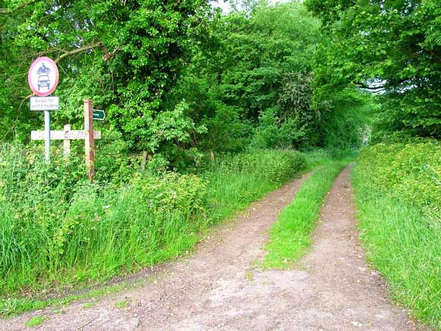 Harrow Lane at Benhall