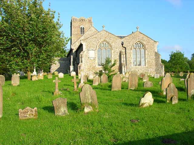 St Mary's Benhall