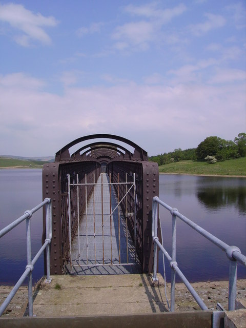 Valve Tower Stock Reservoir