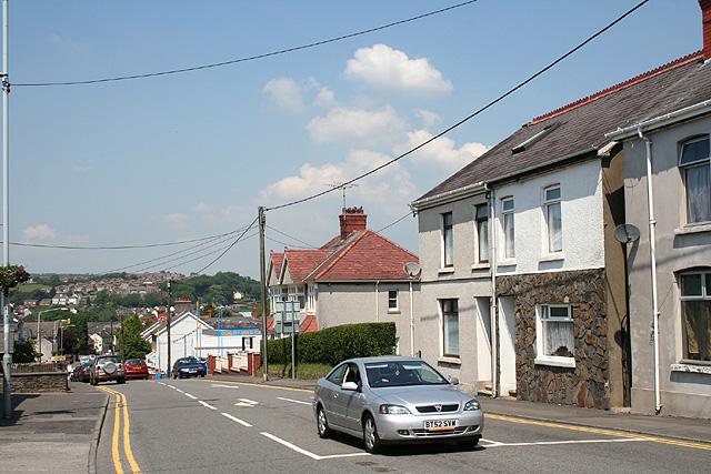 Pontarddulais: St Teilo Street