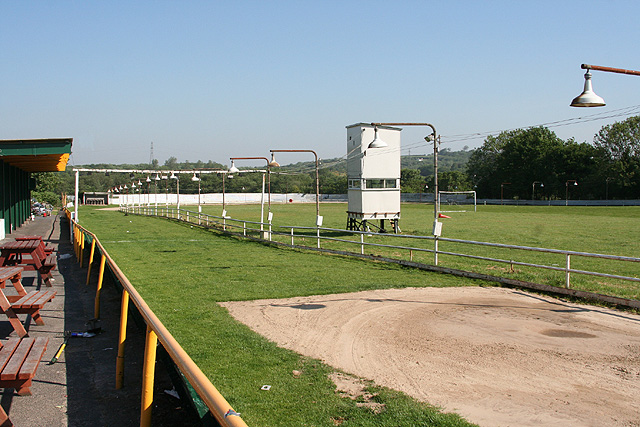 Cockett Community: greyhound stadium near Mynydd-bach-y-glo