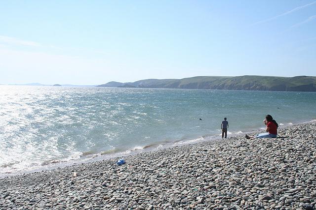 Nolton and Roche Community: Newgale Sands