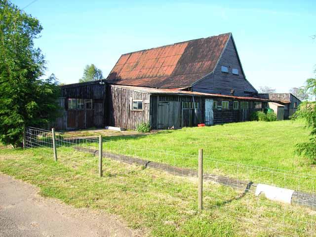 Barn at Snape Watering Farm