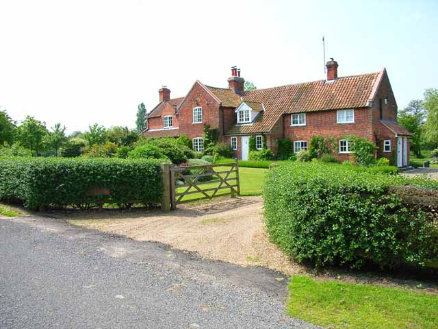 Decoy Cottage, Iken