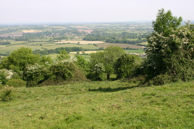 View North from Hanging Hill