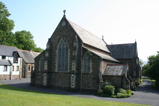 Swansea: St James's Church, Uplands