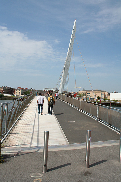 Swansea: Sail Bridge