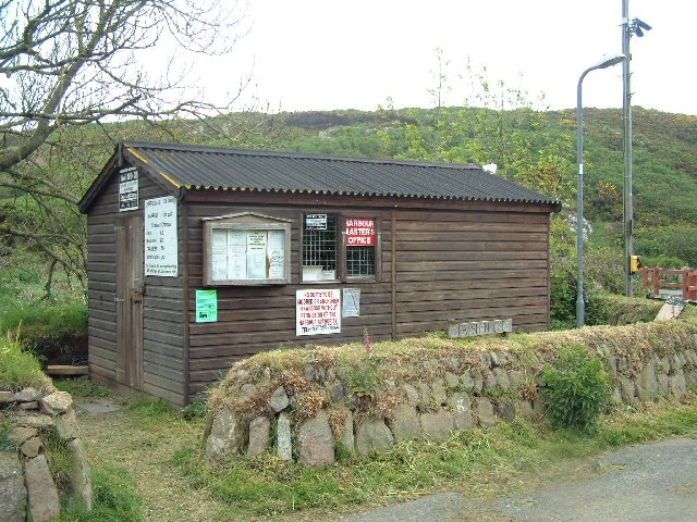 Harbour Master's Office, Porthclais