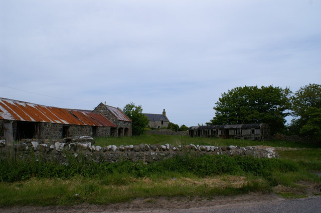 Cairnglass near St Combs