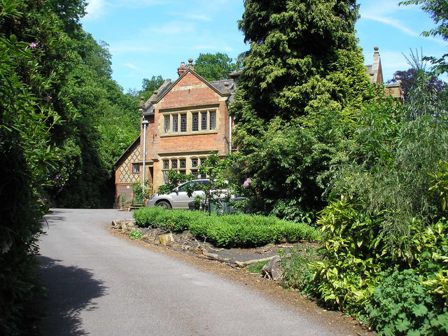 Hazelwood School, Wolf's Hill, Limpsfield, Surrey