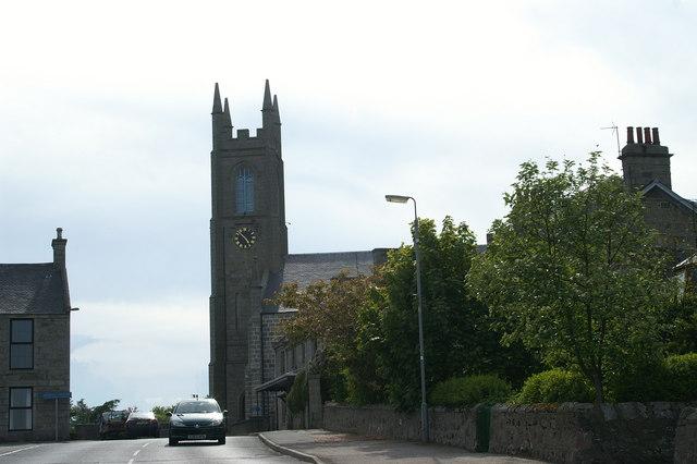 St Kane's Church, New Deer