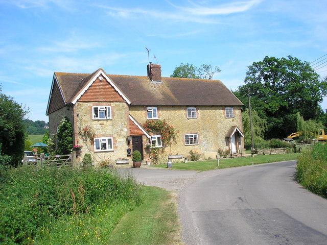 Moat Farm Cottages, near Limpsfield, Surrey