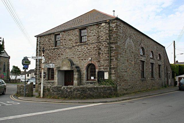 Methodist Church, St Newlyn East