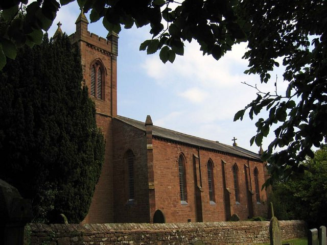 St John's Church, Upperby, Carlisle