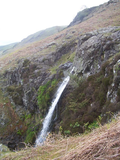 Waterfall on Fisher Place Gill