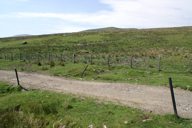Towards Peat Hill