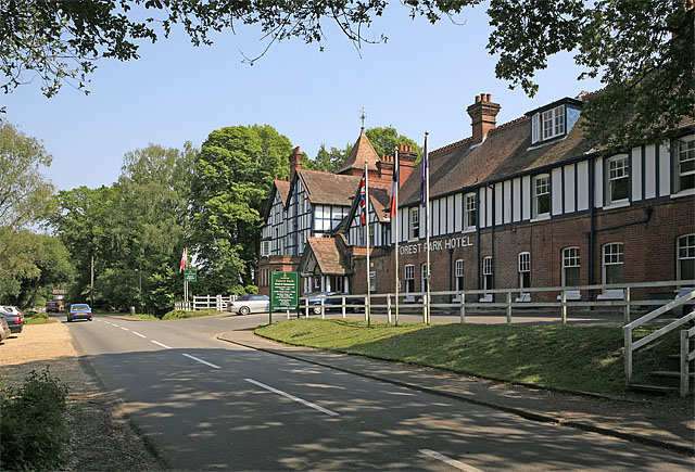 Forest Park Hotel, Rhinefield Road, Brockenhurst