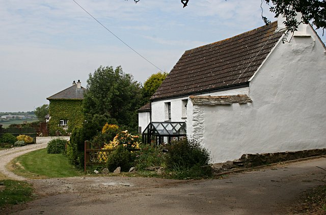 Houses at Trevilson