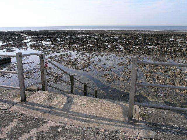 Seashore near Birchington