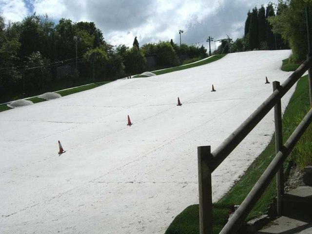 Dry Ski Slope, Kidsgrove