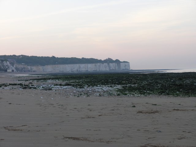 North Cliff, near Broadstairs