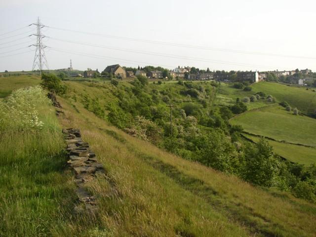 Scar Edge, Elland