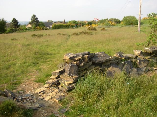Recreation Ground, Scar Edge, Elland