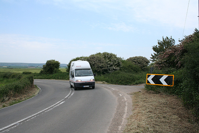 Rhossili Community: corner near Margam Farm
