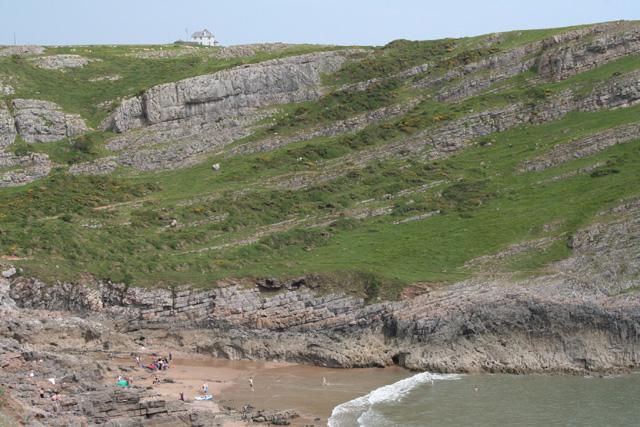 Rhossili Community: beach at Mewslade Bay