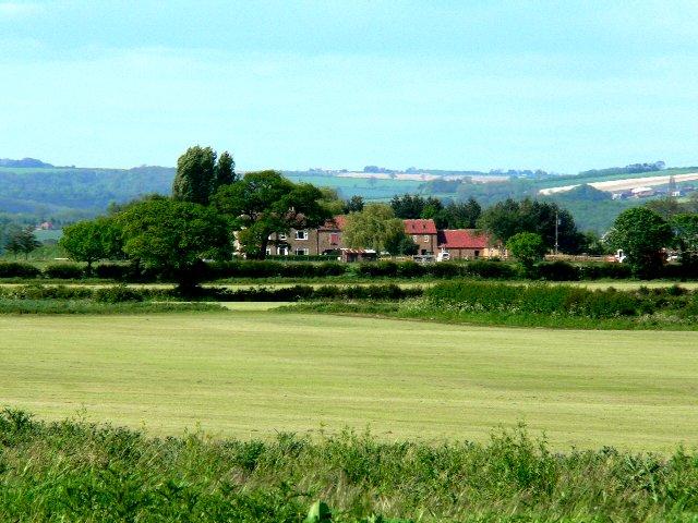 View Towards Castle Farm